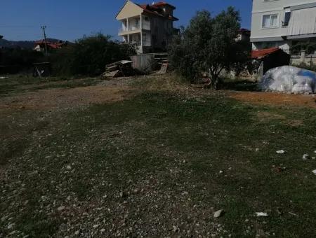 Ortaça Cumuriyet Mahallesin De   1122 M2  %30 İki Kat İmarlı Arsa Satlık  Veya Katkarşilığı Verilir